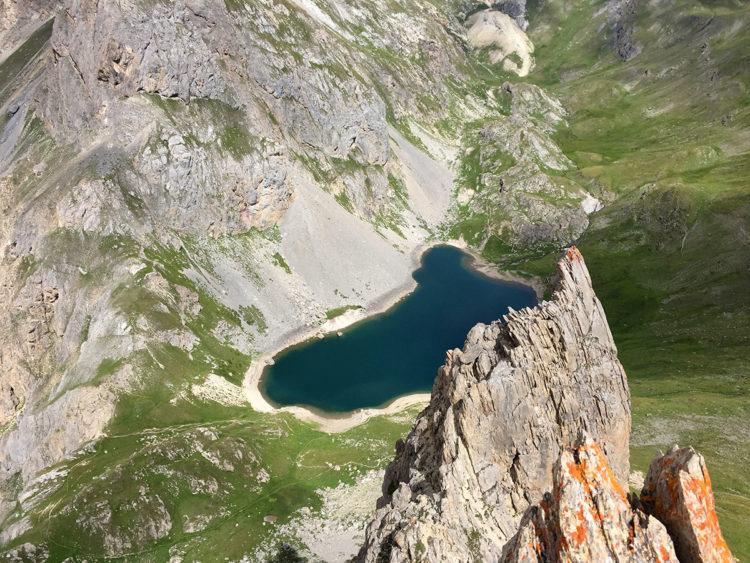 Grand Lac - Arêtes de la Bruyère, Virée Verticale