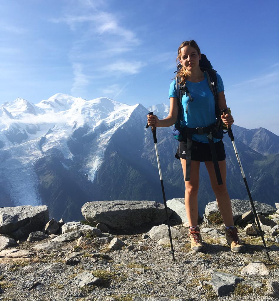 Brévent, face au Mont Blanc - Aiguilles Rouges