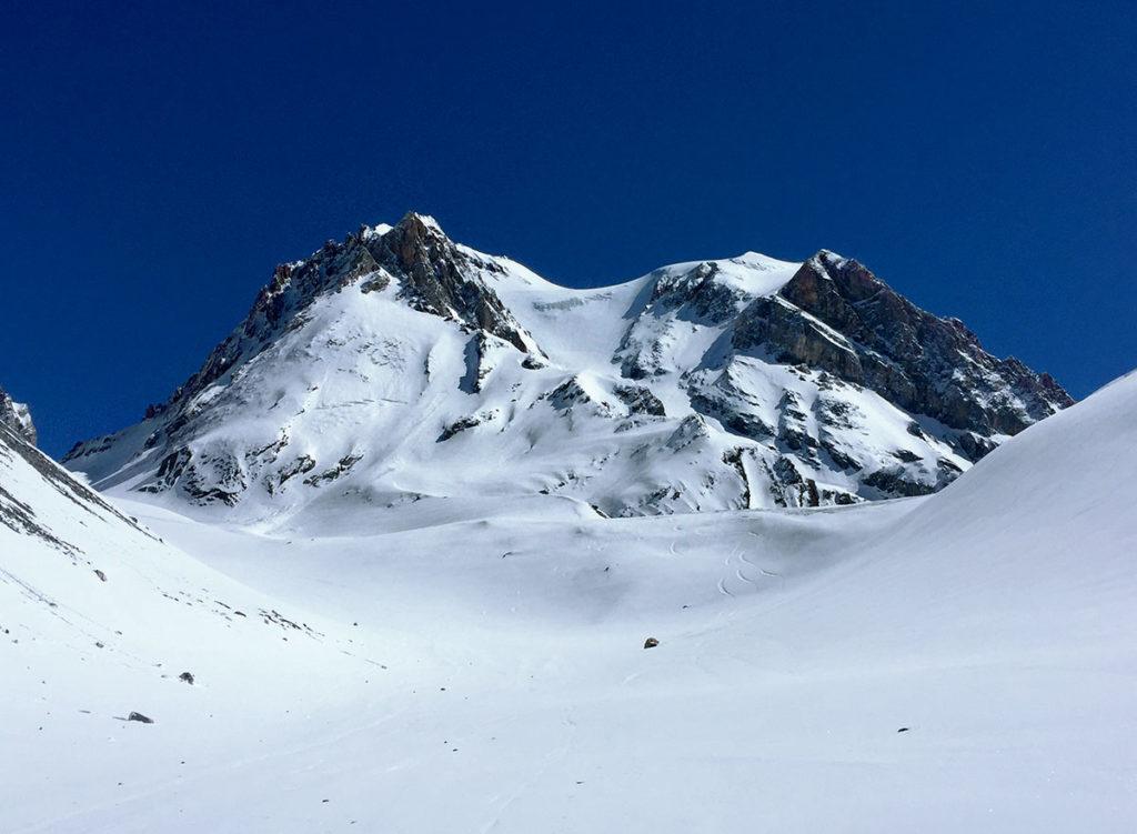 La Grande Casse, un beau sommet à réaliser en ski de randonnée, Vanoise en ski de randonnée