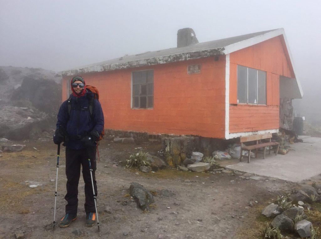 Acclimatation au refuge Nuevos Horizones, Equateur, Virée Verticale